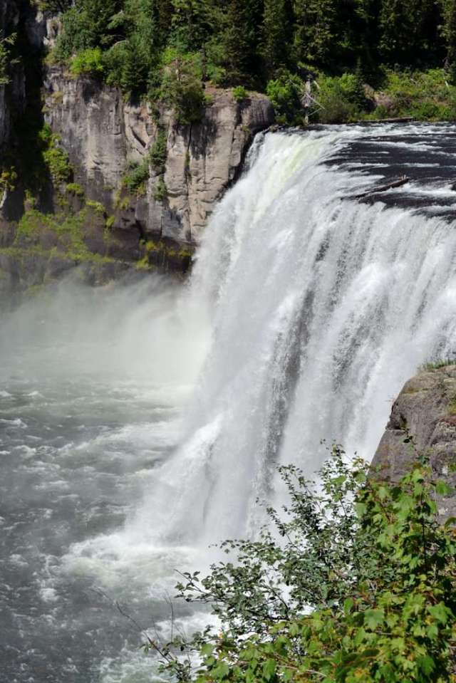 Lower Mesa Falls, Idaho