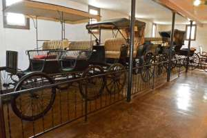 A few of the carriages